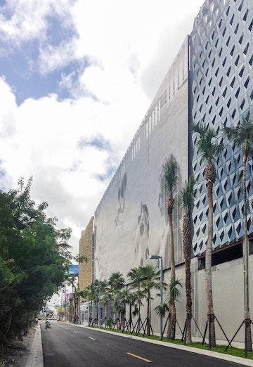Miami baldessari facade zahner