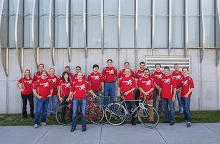 Zahner Bike Team
