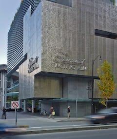 Fairmont Pacific Rim designed by James KM Cheng