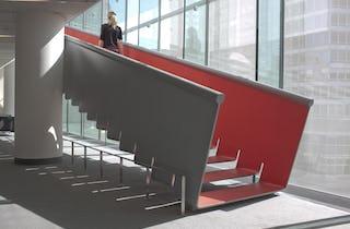 Juilliard staircase slow stair 1340