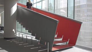 Juilliard Stairs