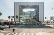 Emerson College Los Angeles.