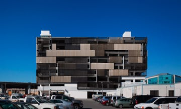 UCSF Parking Structure | Zahner