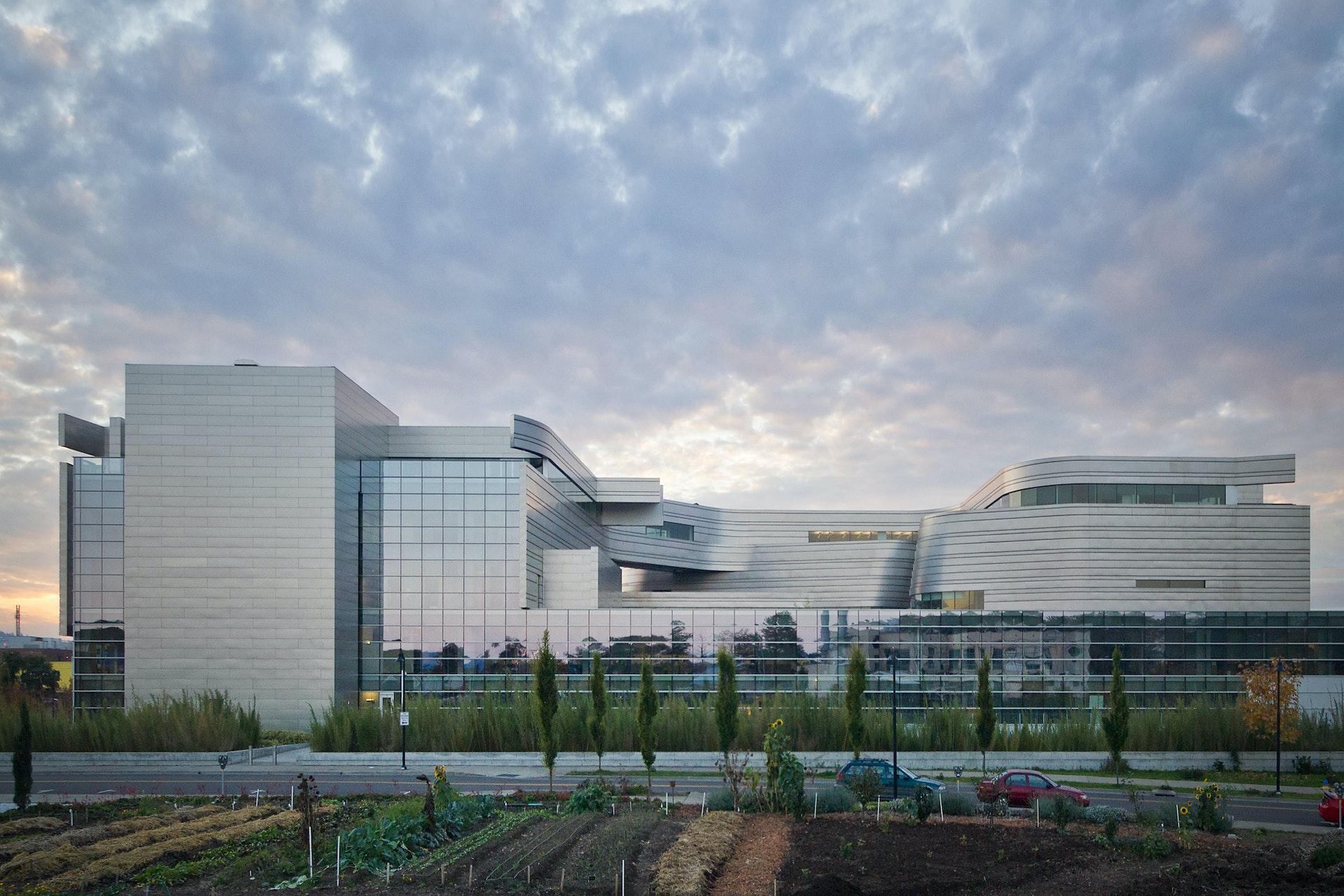 Eugene courthouse zahner for Architects eugene oregon