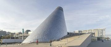 Museum of glass photo c zahner 2988