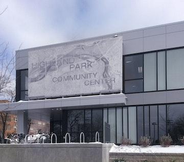 Highland Park Community Center | Zahner