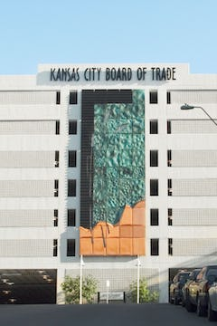 Heartland Harvest at the Kansas City Board of Trade.