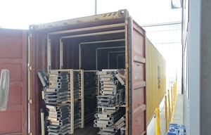 Sidra zepps shipment