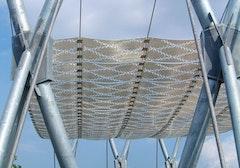 Noisette pavilion structure
