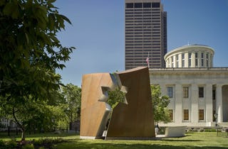 Ohio Statehouse Holocaust Memorial