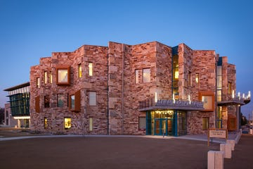 Center for the Arts at NMSU.