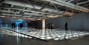 Morphosis Exhibit in Paris.