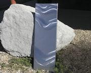Wave effect on metal