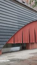 Morimoto restaurant facade 1262