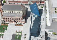 Contemporary Jewish Museum in San Francisco.