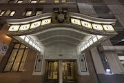 Custom historic entry for Commerce Bank.