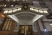 Custom historic entry for Commerce Bank.