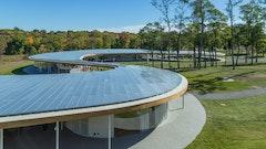 Grace farms roof