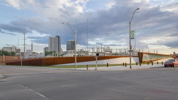 Crosstown substation solanum steel