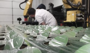 Hacking a Robot to make Louvered Facades