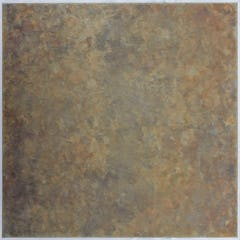 "12"" sample of the Baroque Zinc™ surface."