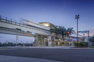Miami Intermodal Center wins Engineering Award