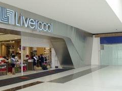 Liverpool interior detail