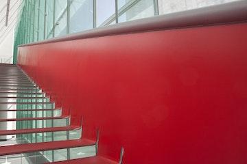 Juilliard staircase slow stair 1354