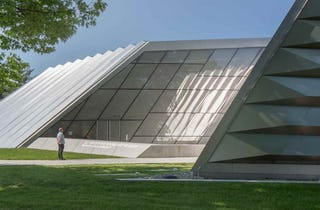 Zahner's Expertise featured in MolyReview for Broad Art Museum