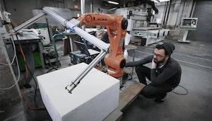 Making w robots andrew manto craig long
