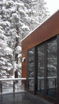 Serenity at the Dayton Residence in Vail, Colorado.