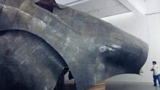 Frank gehry horse sculpture