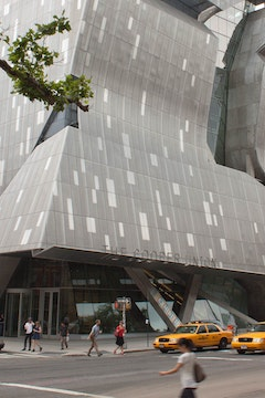 Cooper union design assist