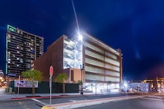 Cedar Kettner Parking Structure in San Diego, California.
