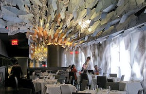 Clyde's Wine and Dine in New York City.