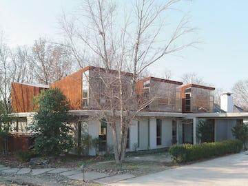 Arkansas House designed by Marlon Blackwell.