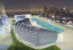 W hotel architect rendering
