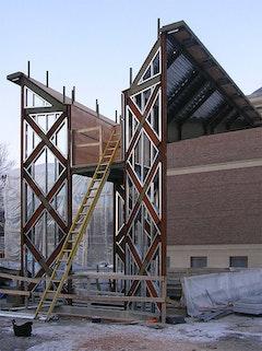 Walker art construction