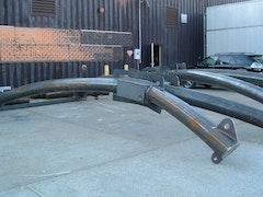 Shop fabrication weld inspection