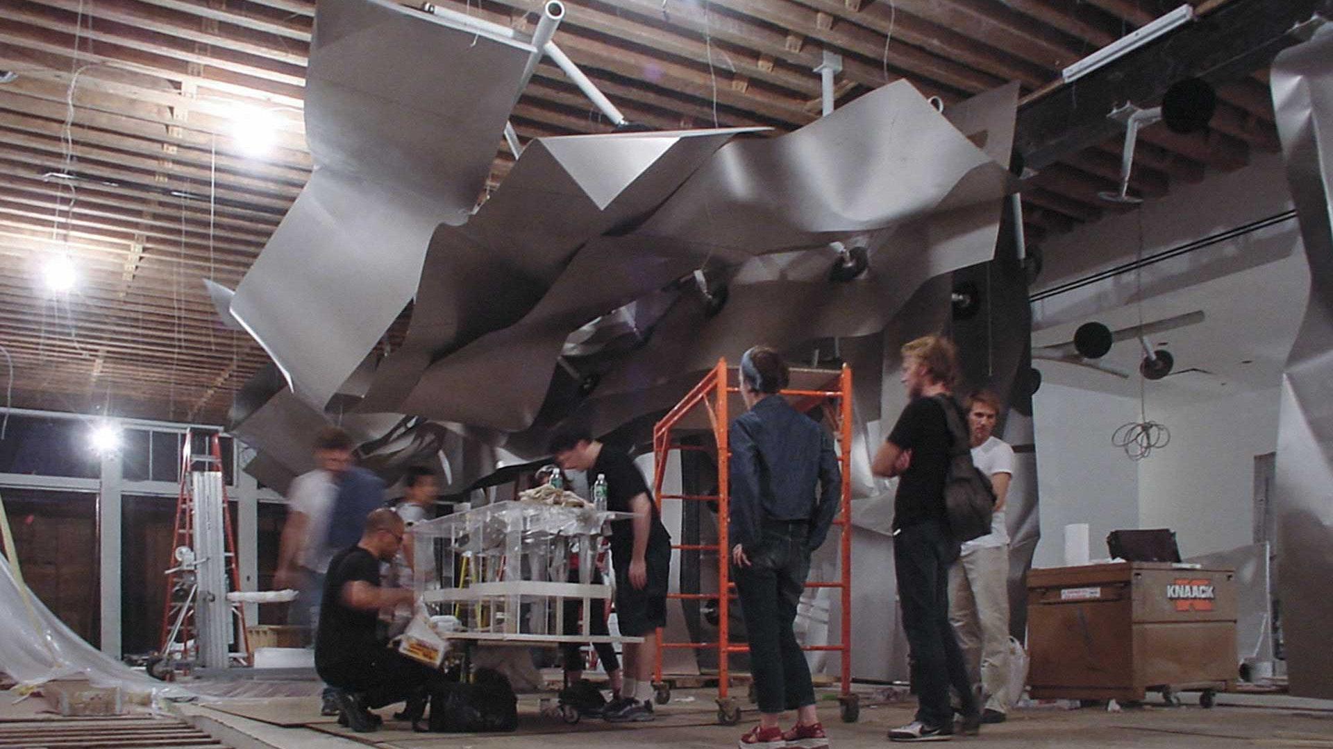 2da8d15faa Issey Miyake by Frank Gehry & Gordon Kipping | Zahner