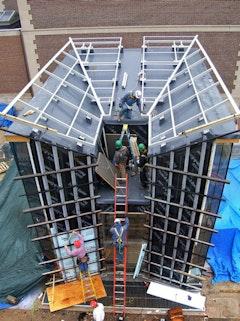 Bowdoin walker art construction