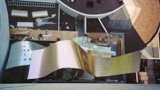 Guggenheim Canopy
