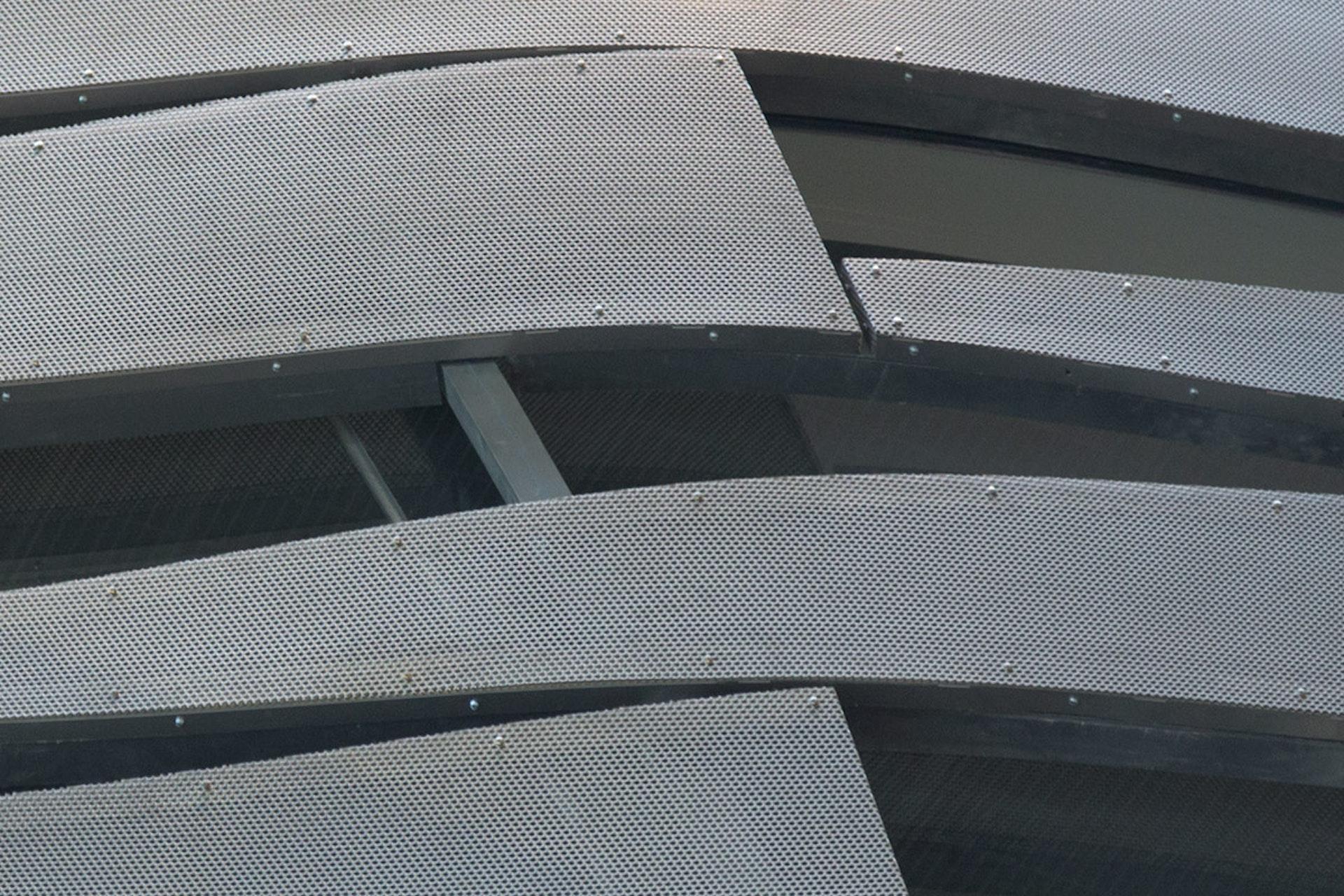 parking structures zahner