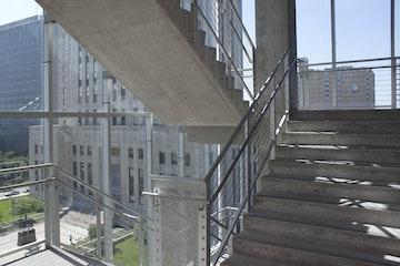 Standard parking facade 2266