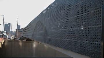The Power & Light Utility Bridge.