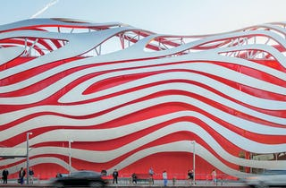 Petersen Museum Ranked as one of top Transportation Museums