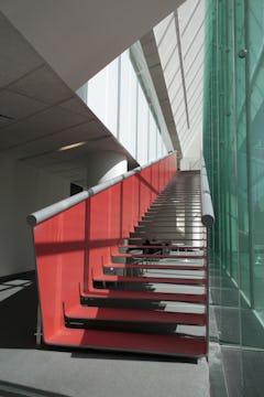 Juilliard staircase slow stair 1324