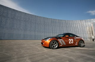 Nissan Styling Studio and Technology Center.