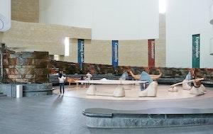 Smithsonian native american museum