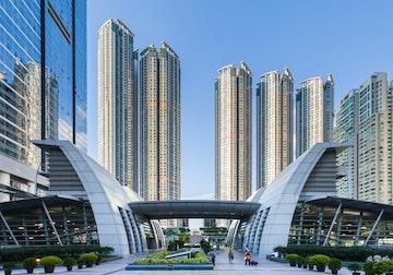 Kowloon waterfront zahner